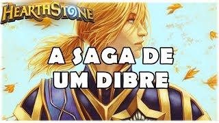 HEARTHSTONE - A SAGA DE UM DIBRE! (STANDARD DRAGON PRIEST)
