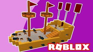 ROBLOX'S FUNEST GAME? - Build and survive - ROBLOX
