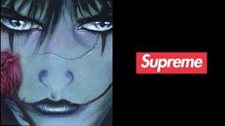 Supreme x James O'Barr x The Crow Trailer (2021)