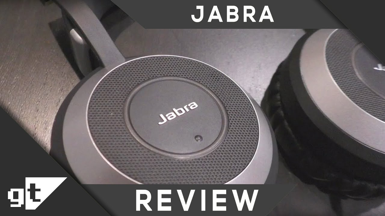 Jabra Evolve 80 Unboxing Impressions Youtube