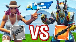 *NEW* ROCK PAPER SCISSORS Custom Gamemode in Fortnite Battle Royale!