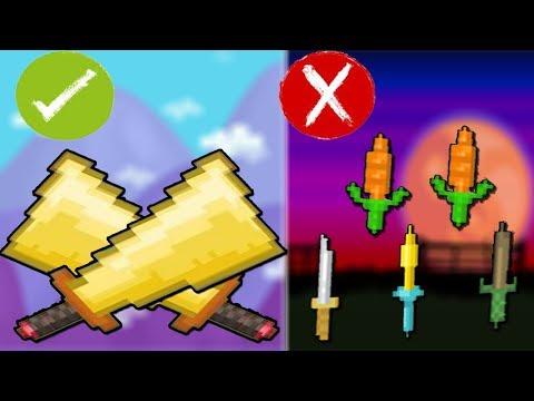 Growtopia | Legendary Katana vs Cheap Swords! *INSANE FIGHT*