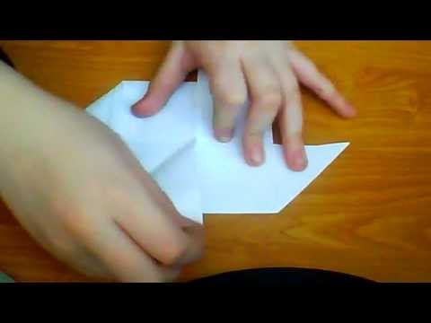 How to make a paper beyblade that spins long