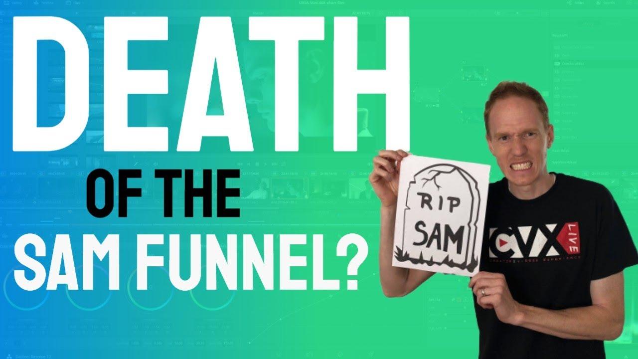 Is the Secret Affiliate Machine Dead? | RIP SAM Funnel 2019 | Clickfunnels