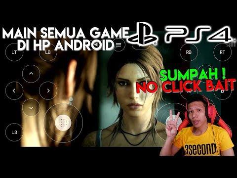 KALO BOHONG GUE HAPUS CHANNEL ! CARA TERBARU MAIN GAME PS4 DI HP ANDROID !