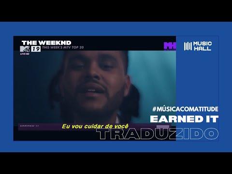 The Weeknd - Earned It [Clipe Oficial] (Legendado/Tradução)
