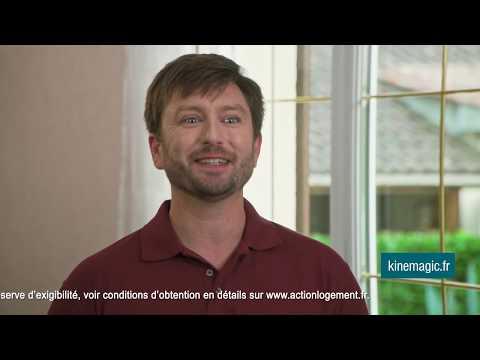 Kinemagic - Témoignage de Mickael qui a choisi Kinemagic pour ses parents