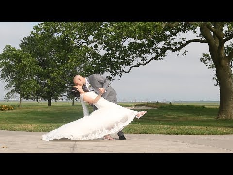 Romantic Summer Wedding at the Atlantic City Country Club {alison & jim} NJ Wedding Video