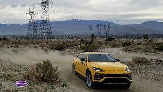 2019 Lamborghini Urus: First Drive — Cars.com