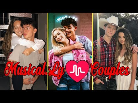Top 10 Cutest RealLife Musical.Ly Couples 2018 - Star News