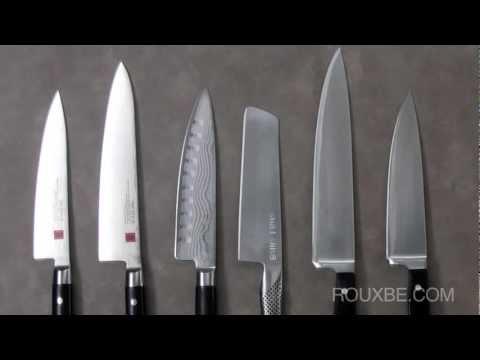 Selecting a Kitchen Knife Set