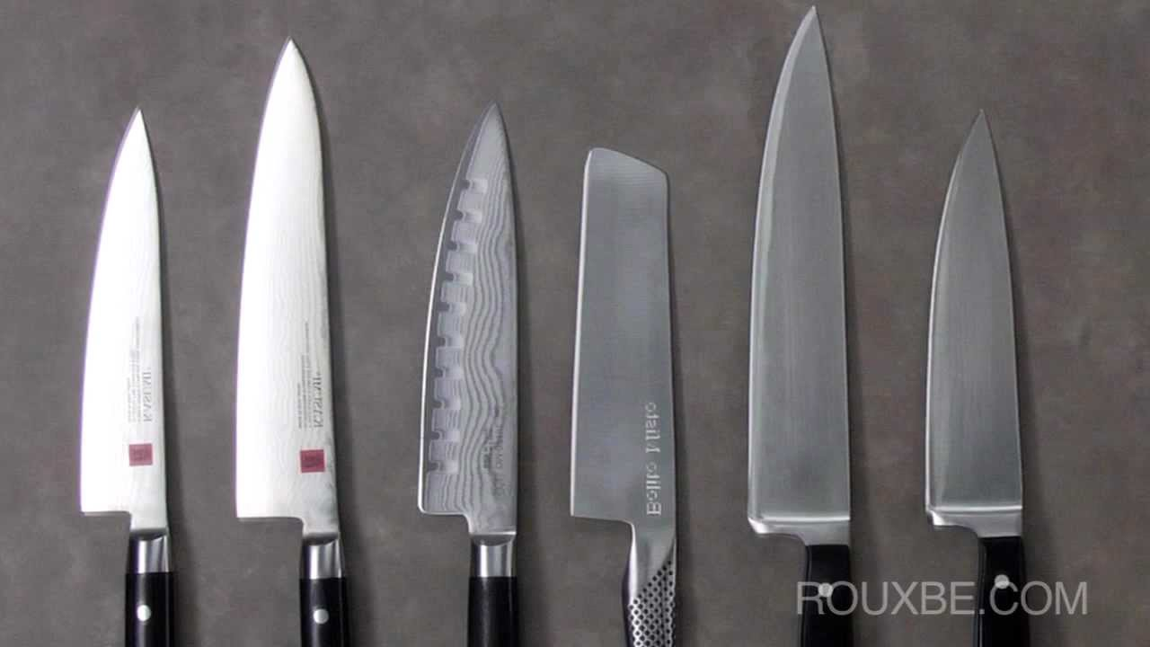 selecting a kitchen knife set youtube selecting a kitchen knife set