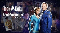 UNIFORMEN von STAR TREK ENTERPRISE :: TrekDoku - Teil 1