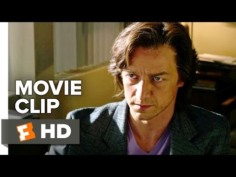 XMen: Apocalypse Movie   Moira's Office 2016  James McAvoy, Rose Byrne Movie HD