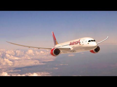 Nuevo Boeing 787 de Avianca
