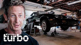 Bruno y Cristy van por un Chevrolet Camaro RS 89 inservible   Invasión de Garages   Discovery Turbo