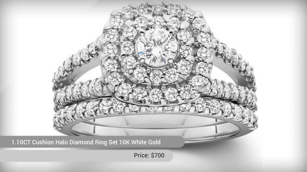 Best White Gold Wedding Rings for Women Best 5 White Gold Wedding