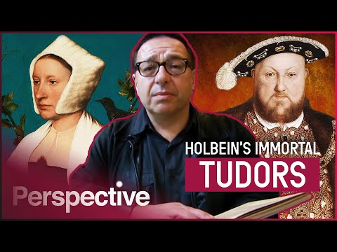 The Royal Artists: Holbein, Eye of the Tudors (Art History Documentary) | Perspective