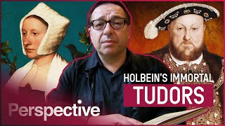 The Royal Artists: Holbein, Eye of the Tudors (Art History Documentary)   Perspective