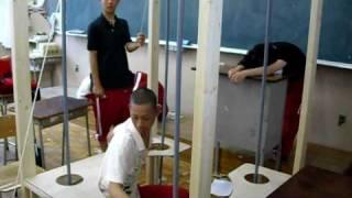 VS嵐? 2010中野西高校文化祭・2年1組①