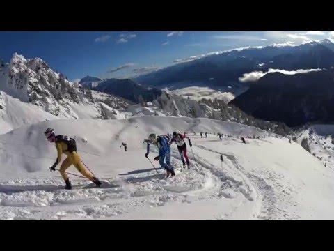 Ski Mountaineering -European Championship 2016