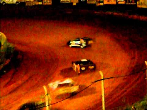 Modified Street Main @ Toccoa Speedway August 31st 2014