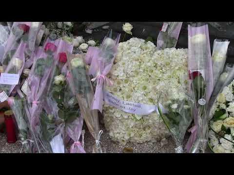 2018/01/10-18 Hommage à France Gall , cimetière de Montmartre