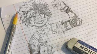 Midoriya Drawing & Contest Rules