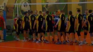 Волейбол. Шахтер - Беларуськалий (1РУ) (03.05.16)