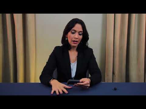 2 – Tatiane Souza – Aprenda as funções inicias da Bomba de Insulina Accu-Chek Combo