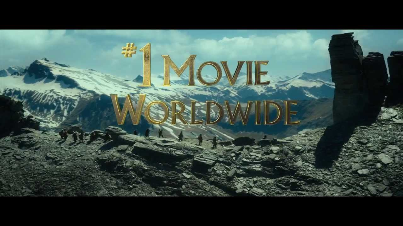 Download The Hobbit: An Unexpected Journey - #1 Movie in the World