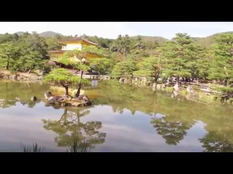 Kyoto - Kinkaku Ji & Nijo Castle
