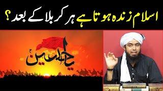 Download Lagu Islam Zinda hota hai har karbala ke baad kehna Engineer Muhammad Ali Mirza mp3