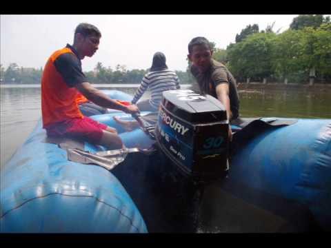 Pelatihan Penanggulangan Bencana 'SAR 545' Jakarta Selatan