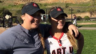 Softball Recap vs. Chaminade 3-27-18
