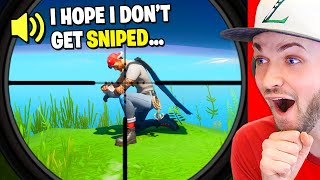 *PERFECT* TIMINGS in Fortnite you CAN'T MAKE UP! (MUST SEE)
