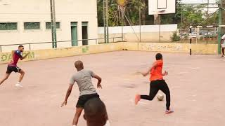 Campeonato de Futsal - Old School 7-4 PIDE FC - 4ª Semana (22.09)