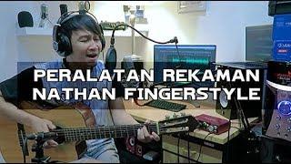 Review Alat Rekam Nathan Fingerstyle - Alctron MC001 | HP280 | PM57B | Microphone | Headphone