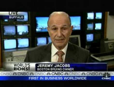 Billionaire Jeremy Jacobs