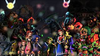 Download Zelda: Majora's Mask - Music Box House Remix by Iceferno MP3 song and Music Video