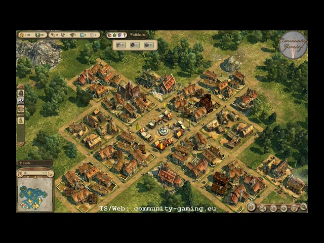 Endlich Patrizier | Folge #006 | Let's Play Anno 1404