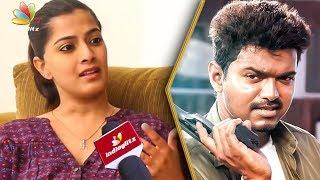 Varalakshmi Sarathkumar Opens Up About Her Role in Vijay 62   Director AR Murugadoss   Interview