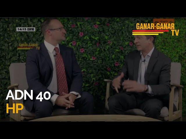 ADN 40: HP México y la sustentabilidad en su estrategia de negocios
