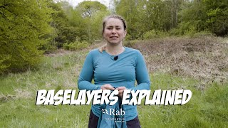 Baselayers Explained | Rab Gear Guide