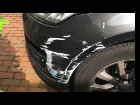 Range Rover Bumper Repair  | Crash Repairs Dublin