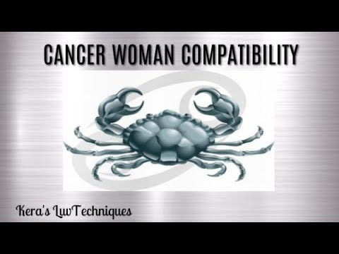 Cancer Woman's Compatibility