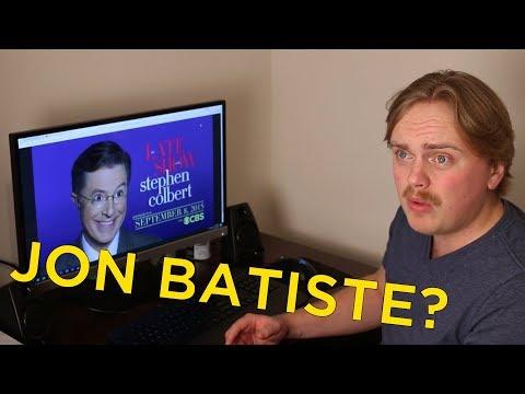 Filling In For Jon Batiste