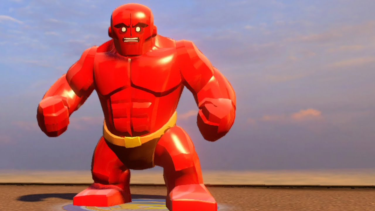 A-Bomb Marvel Superheroes LEGO COMPATIBLE MINIFIGURE HULK