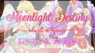 Video Aikatsu! Moonlight Destiny Short + Lyrics Ichigo & Mizuki download MP3, 3GP, MP4, WEBM, AVI, FLV Juli 2018