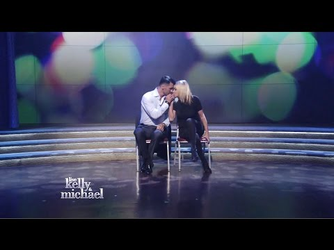 Suzanne Somers & Tony Dovolani - Dance & Interview - Kelly & Michael